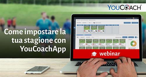 Come impostare la tua stagione con YouCoachApp
