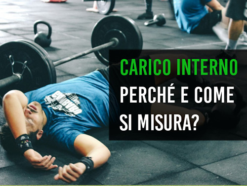 Training Load: Session RPE e carico interno