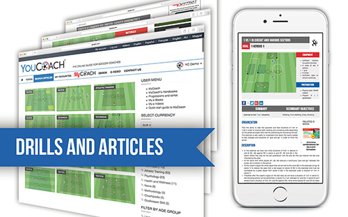 With YouCoach You Can: Football and Digital