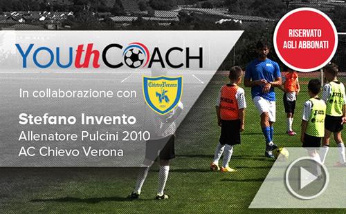 YOUTHCoach in campo con il Chievo Verona - Episodio 2