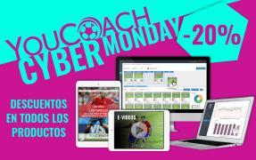 YouCoach Cyber Monday descuentos